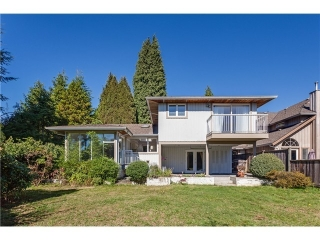 Main Photo: 1840 Mathers Av in West Vancouver: Ambleside House for sale : MLS®# V1114838