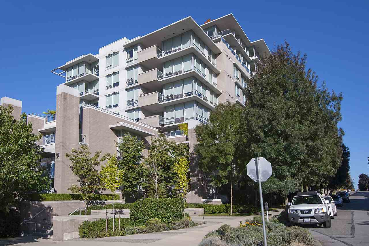 Main Photo: 801 1675 W 8TH AVENUE in Vancouver: Fairview VW Condo for sale (Vancouver West)  : MLS® # R2042597