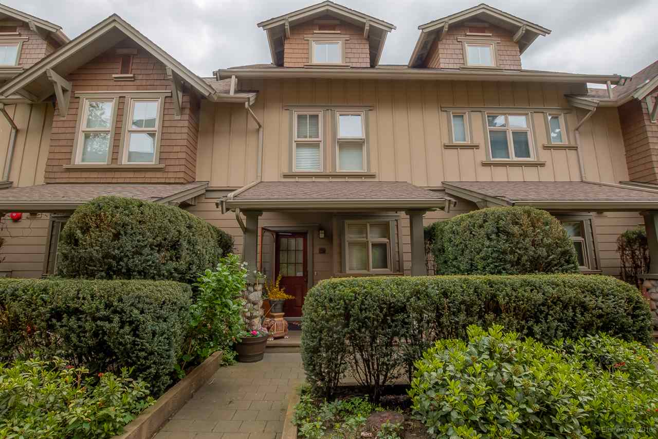 Photo 20: 242 18 JACK MAHONY PLACE in New Westminster: GlenBrooke North Townhouse for sale : MLS® # R2058742