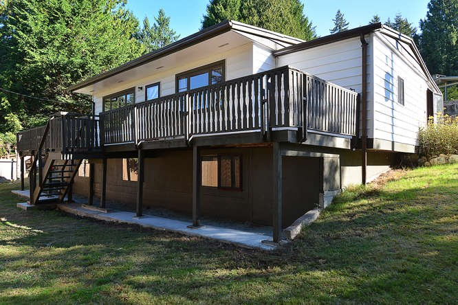 Main Photo: 5366 BENNER ROAD in Sechelt: Sechelt District House for sale (Sunshine Coast)  : MLS® # R2109615