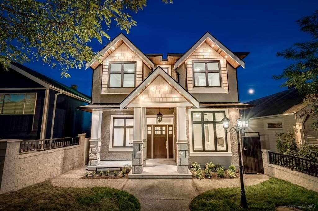 Main Photo: 5530 CULLODEN STREET in Vancouver: Knight House for sale (Vancouver East)  : MLS® # R2124692