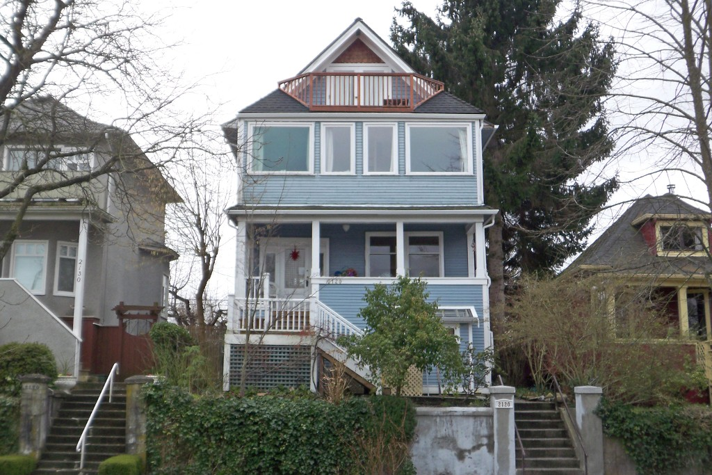 Main Photo: 2120 E 3RD Avenue in Vancouver: Grandview VE House for sale (Vancouver East)  : MLS® # V939633