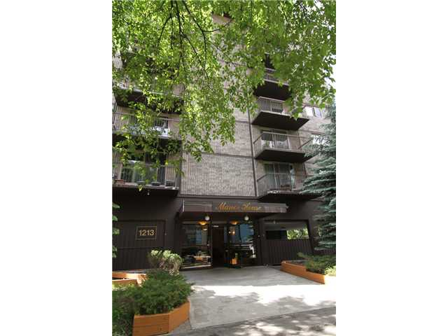 Main Photo: 302 1213 13 Avenue SW in CALGARY: Connaught Condo for sale (Calgary)  : MLS(r) # C3532360