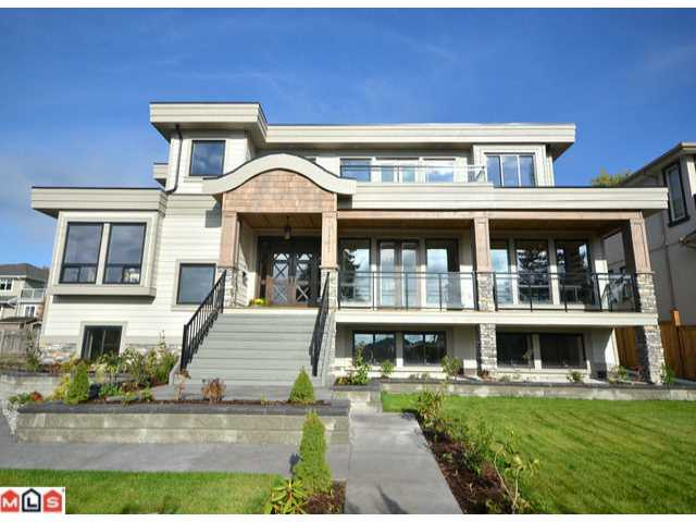 Main Photo: 13577 MARINE Drive in Surrey: Crescent Bch Ocean Pk. House for sale (South Surrey White Rock)  : MLS® # F1226343