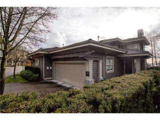 "Main Photo: 2428 SHADBOLT Lane in West Vancouver: Panorama Village Townhouse for sale in ""KLAHAYA"" : MLS(r) # V988795"