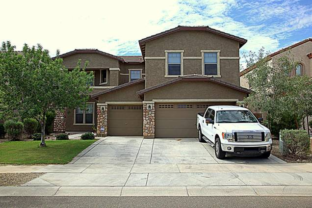 Main Photo: 16035 W. Desert Mirage Drive in Surprise: House for sale : MLS® # 4992379