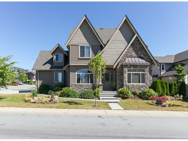 "Main Photo: 19641 70TH Avenue in Langley: Willoughby Heights House for sale in ""WILLOUGHBY"" : MLS® # F1417613"