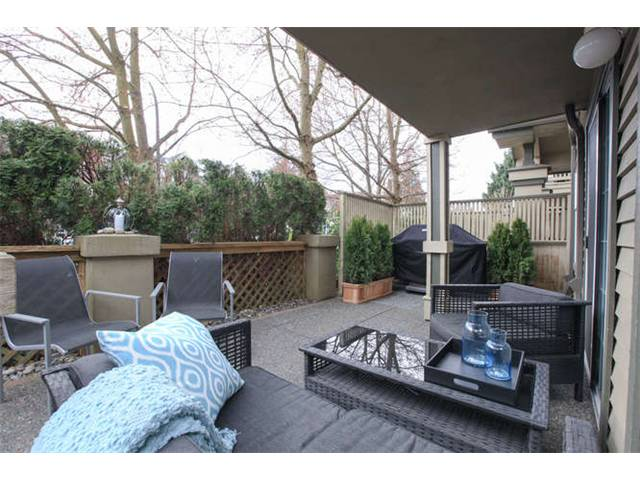 Main Photo: 103 925 W 15TH Avenue in Vancouver: Fairview VW Condo  (Vancouver West)  : MLS® # V1112385