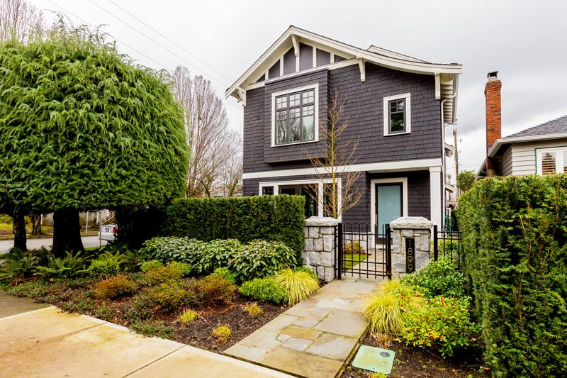 Main Photo: 1899 WHYTE AVENUE in Vancouver: Kitsilano House for sale (Vancouver West)  : MLS®# R2029542