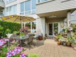Main Photo: 103 5800 Andrews Road in Richmond: Steveston South Condo for sale : MLS® # V1133644