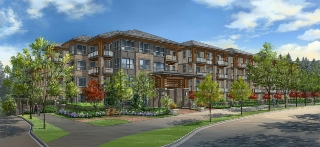 Main Photo: 306-3201 Noel Drive in Burnaby: Condo for sale (Burnaby East)  : MLS® # Pre-Sale