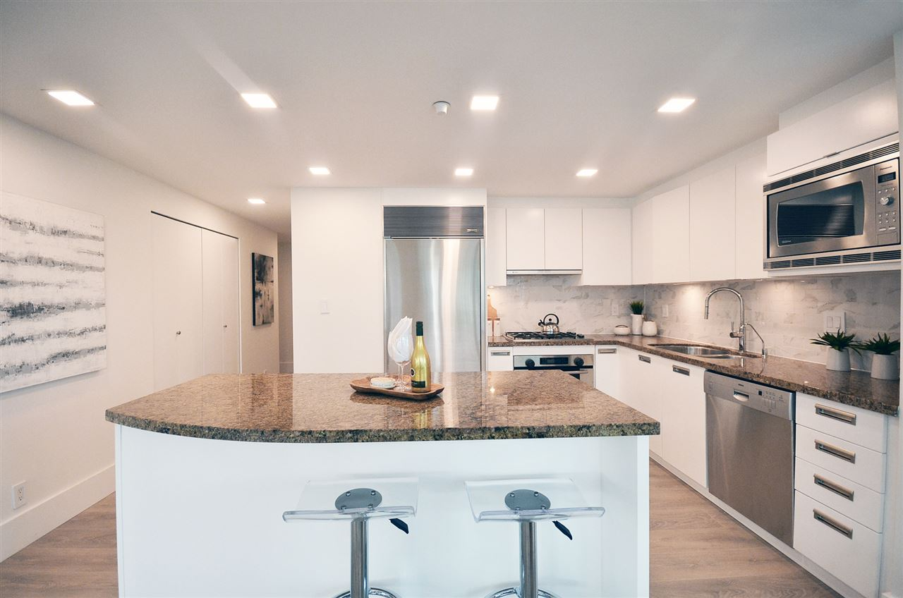 Photo 5: 803 1616 BAYSHORE DRIVE in Vancouver: Coal Harbour Condo for sale (Vancouver West)  : MLS(r) # R2128856