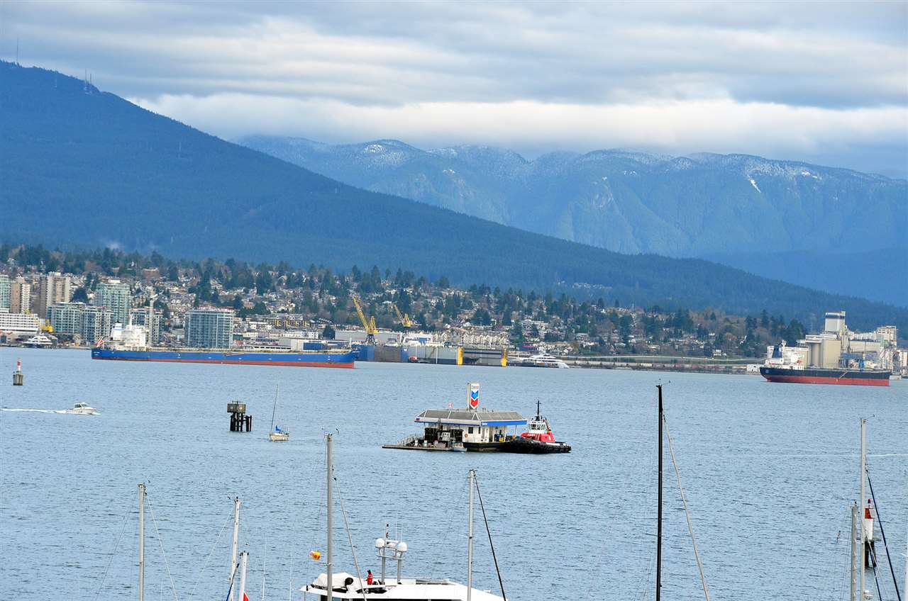 Photo 20: 803 1616 BAYSHORE DRIVE in Vancouver: Coal Harbour Condo for sale (Vancouver West)  : MLS(r) # R2128856