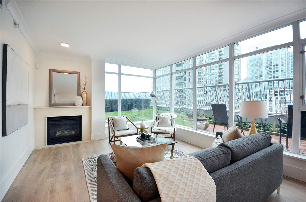 Photo 10: 803 1616 BAYSHORE DRIVE in Vancouver: Coal Harbour Condo for sale (Vancouver West)  : MLS(r) # R2128856