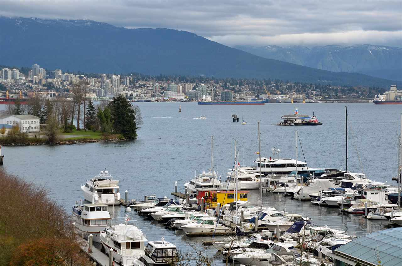 Photo 18: 803 1616 BAYSHORE DRIVE in Vancouver: Coal Harbour Condo for sale (Vancouver West)  : MLS(r) # R2128856