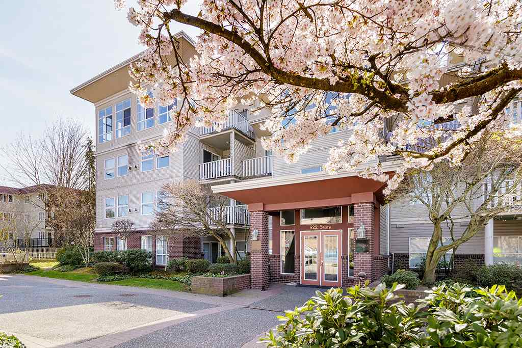 FEATURED LISTING: 208 - 522 SMITH Avenue Coquitlam