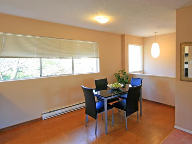 "Photo 3: 1053 CECILE Drive in Port Moody: College Park PM Townhouse for sale in ""CECILE HEIGHTS"" : MLS(r) # V931590"