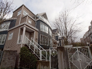 "Main Photo: 26 788 W 15TH Avenue in Vancouver: Fairview VW Townhouse for sale in ""SIXTEEN WILLOWS"" (Vancouver West)  : MLS® # V938784"