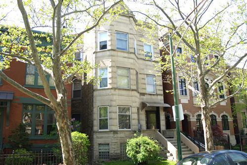 Main Photo: 841 George Street Unit 3 in CHICAGO: Lake View Rentals for rent ()  : MLS® # 08105502