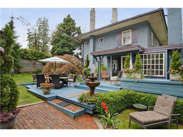 Photo 11: 1837 W 19TH Avenue in Vancouver: Shaughnessy House for sale (Vancouver West)  : MLS® # V1018111
