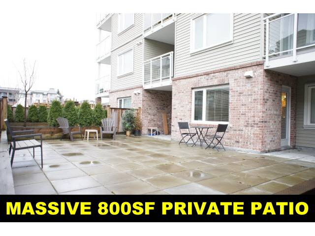 Main Photo: #106 2373 Atkins Avenue in Port Coquitlam: Central Pt Coquitlam Condo for sale : MLS®# V875376