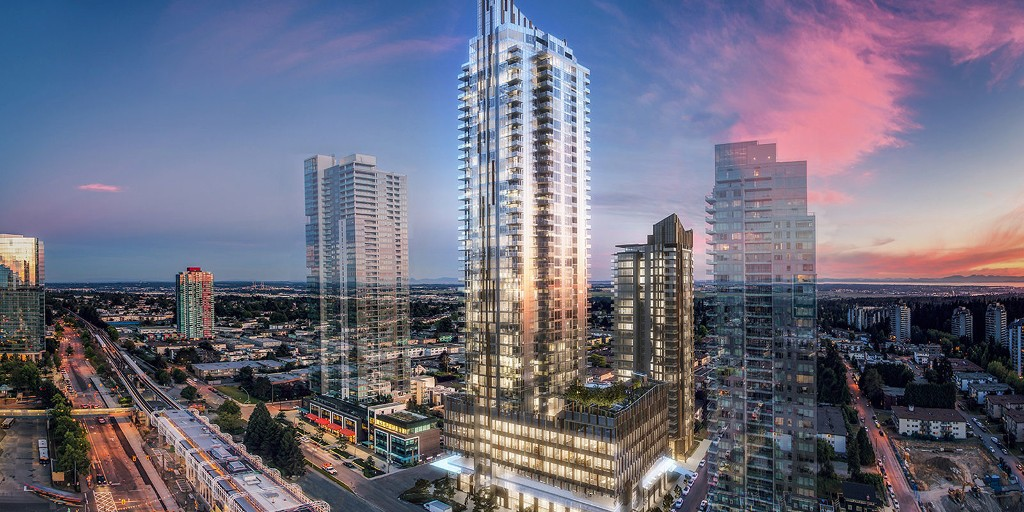 Main Photo: SUN TOWERS in Burnaby: Metrotown Condo for sale (Burnaby South)  : MLS® # PRESALE