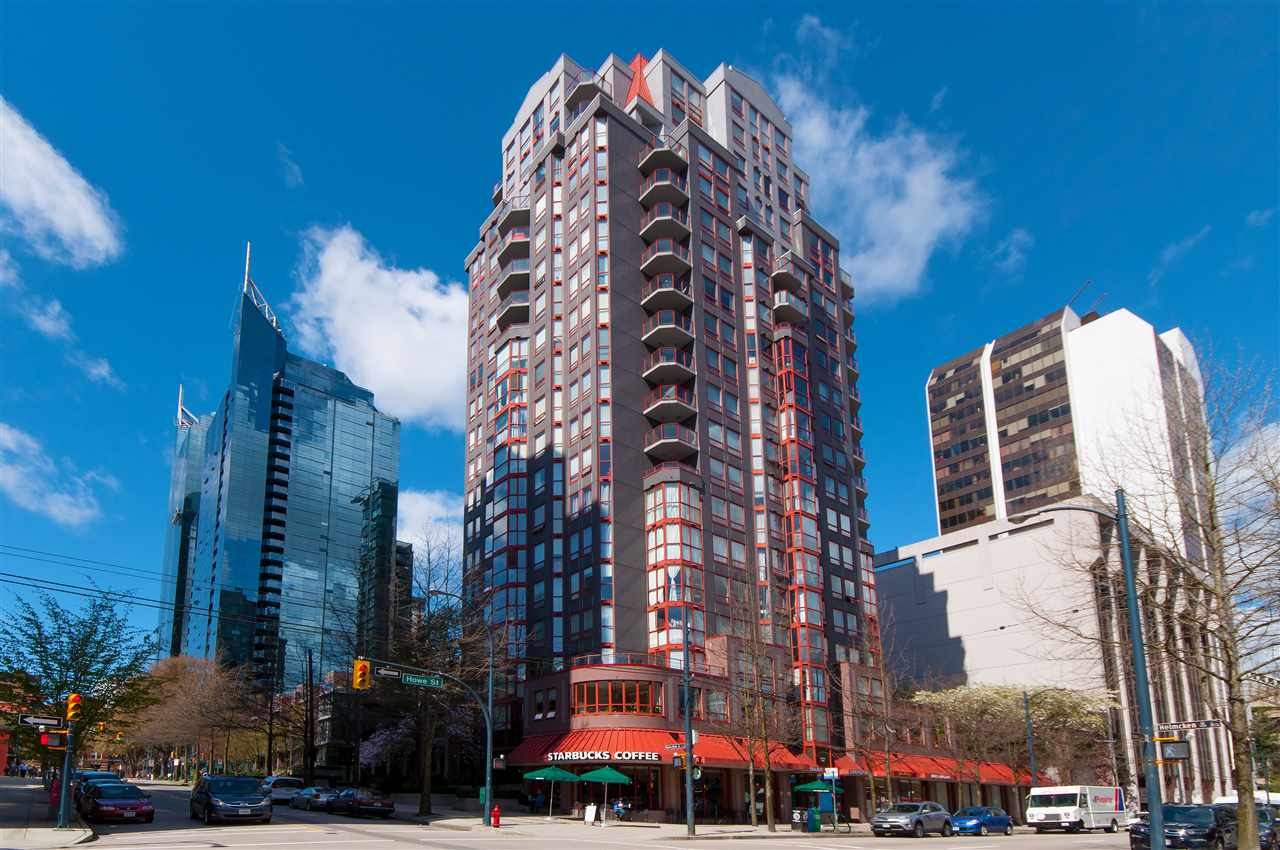 FEATURED LISTING: 1403 - 811 Helmcken Street Vancouver