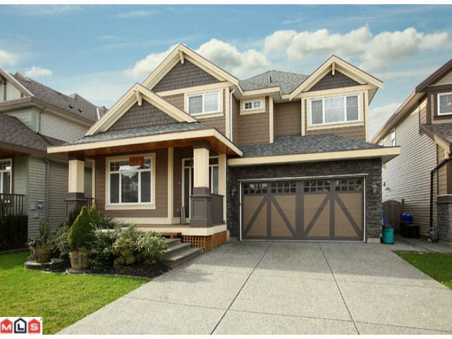 Main Photo: 8189 211TH Street in Langley: Willoughby Heights House for sale : MLS® # F1205993