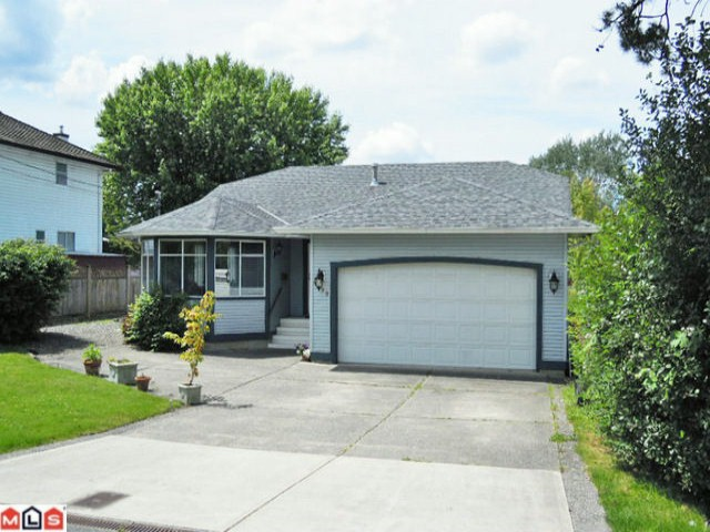 "Main Photo: 4889 216TH ST in Langley: Murrayville House for sale in ""Murrayville"" : MLS®# F1216844"