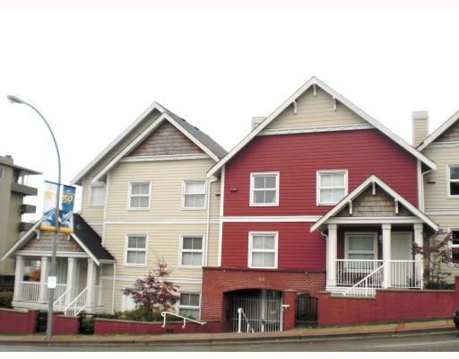 Main Photo: # 10 168 6TH ST in : Uptown NW Townhouse for sale : MLS® # V796308
