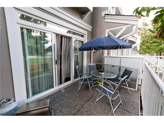 "Photo 10: 70 2422 HAWTHORNE Avenue in Port Coquitlam: Central Pt Coquitlam Townhouse for sale in ""Hawthorne Gate"" : MLS(r) # V1009347"