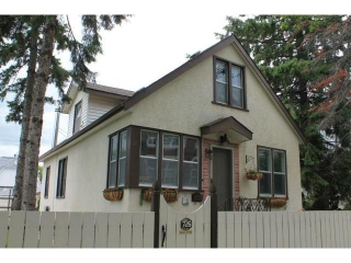 Main Photo: 726 Alfred Avenue in WINNIPEG: North End Residential for sale (North West Winnipeg)  : MLS® # 1315818