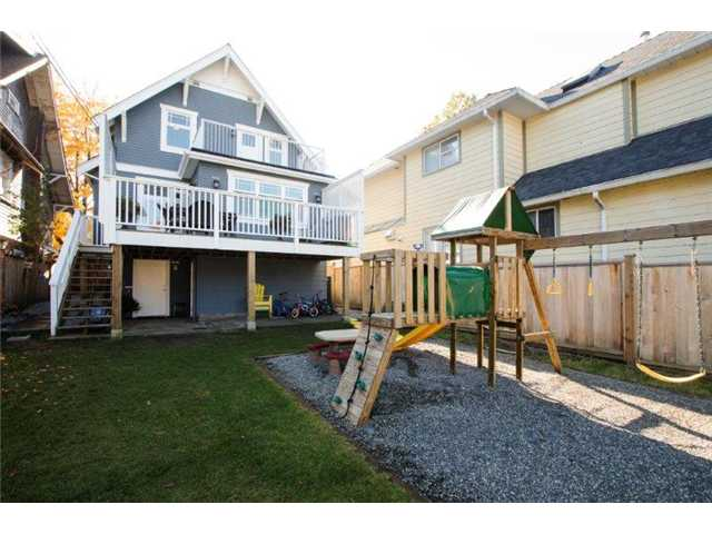 Photo 18: 185 W 18TH AV in Vancouver: Cambie House for sale (Vancouver West)  : MLS(r) # V1033214