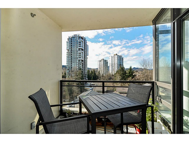Photo 15: # 605 400 CAPILANO RD in Port Moody: Port Moody Centre Condo for sale : MLS(r) # V1046135