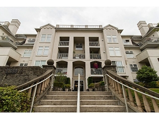 Main Photo: # 301 1655 GRANT AV in Port Coquitlam: Glenwood PQ Condo for sale : MLS® # V1080135