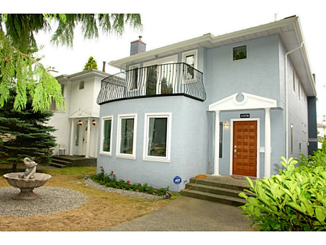 Main Photo: 1379 HOPE Road in North Vancouver: Pemberton NV House for sale : MLS®# V1083964