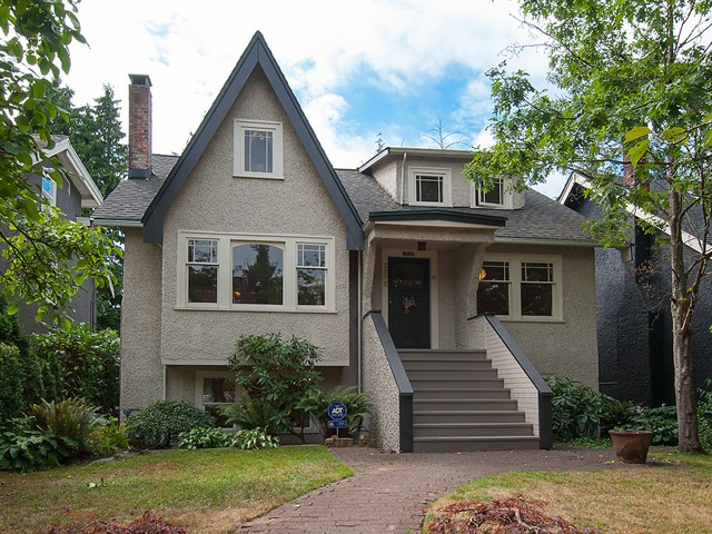 Main Photo: 3920 W 20TH Avenue in Vancouver: Dunbar House for sale (Vancouver West)  : MLS®# V1084091