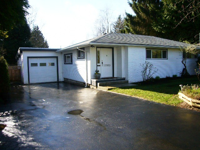 Main Photo: 17550 20TH AV in Surrey: Pacific Douglas House for sale (South Surrey White Rock)  : MLS® # F1432605