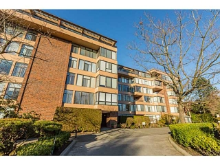 Main Photo: # 313 2101 MCMULLEN AV in Vancouver: Quilchena Condo for sale (Vancouver West)  : MLS®# V1106988