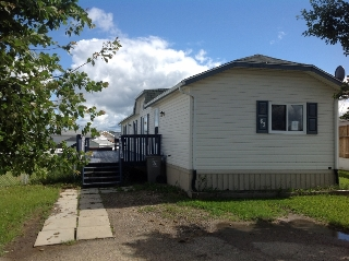 Main Photo: 62 Davio Place in Whitecourt: Mobile for sale : MLS® # 40623
