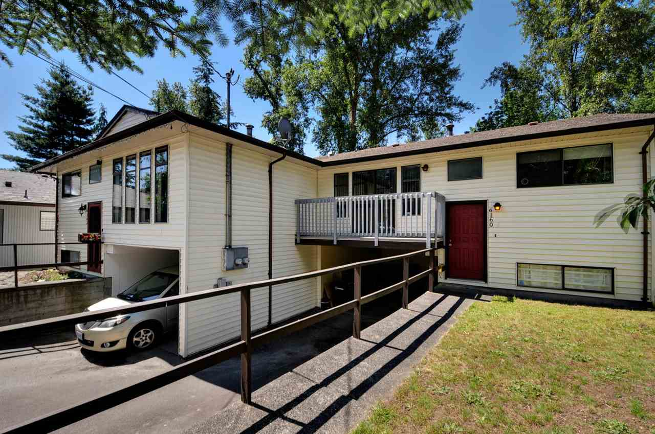 Main Photo: 6160-6162 MARINE DRIVE in Burnaby: Big Bend Home for sale (Burnaby South)  : MLS® # R2156195
