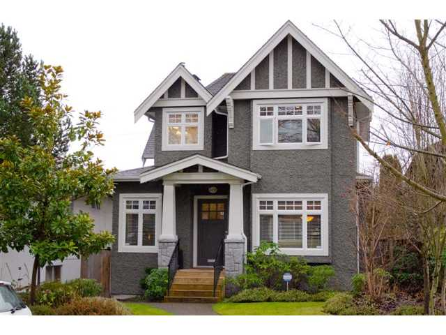 Main Photo: 4238 W 15TH Avenue in Vancouver: Point Grey House for sale (Vancouver West)  : MLS(r) # V930757