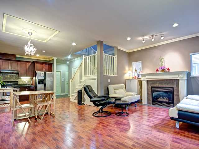 "Main Photo: 6 10222 NO 1 RD Road in Richmond: Steveston North Townhouse for sale in ""MARITIME PLACE"" : MLS® # V930948"