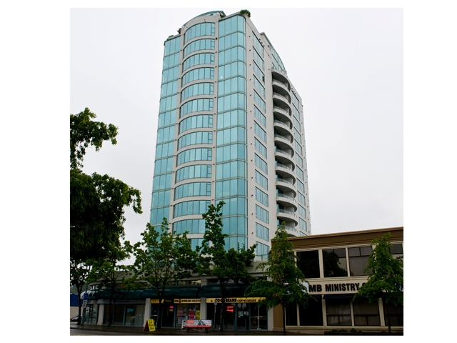 "Main Photo: 1003 32330 S FRASER Way in Abbotsford: Abbotsford West Condo for sale in ""Town Center Tower"" : MLS® # F1215794"