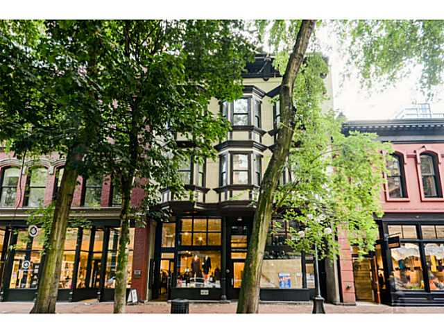 Main Photo: # 305 36 WATER ST in Vancouver: Downtown VW Condo for sale (Vancouver West)  : MLS® # V1031623