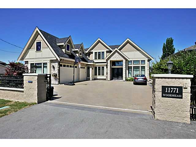 Main Photo: 11771 WOODHEAD Road in Richmond: East Cambie House for sale : MLS® # V1077691