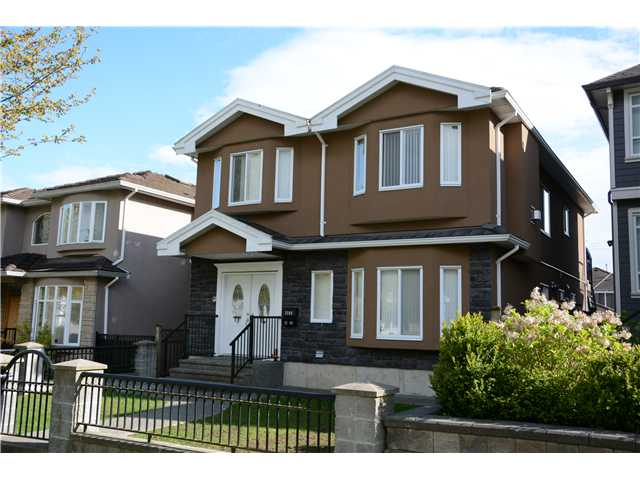 Main Photo: 2786 E 45TH AV in Vancouver: Killarney VE House for sale (Vancouver East)  : MLS® # V1060761
