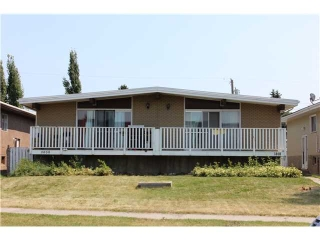 Main Photo: 3810 45 Street SW in CALGARY: Glenbrook Duplex Side By Side for sale (Calgary)  : MLS® # C3629922