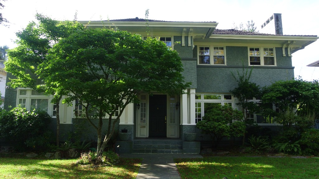 Main Photo: 5989 CHURCHILL ST in VANCOUVER: South Granville House for sale (Vancouver West)