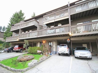 Main Photo: 1031 OLD LILLOOET RD in North Vancouver: Lynnmour Townhouse for sale : MLS® # V1105972